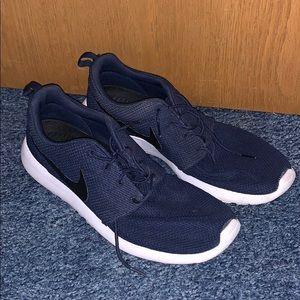 Dark Blue Nike Rosche's